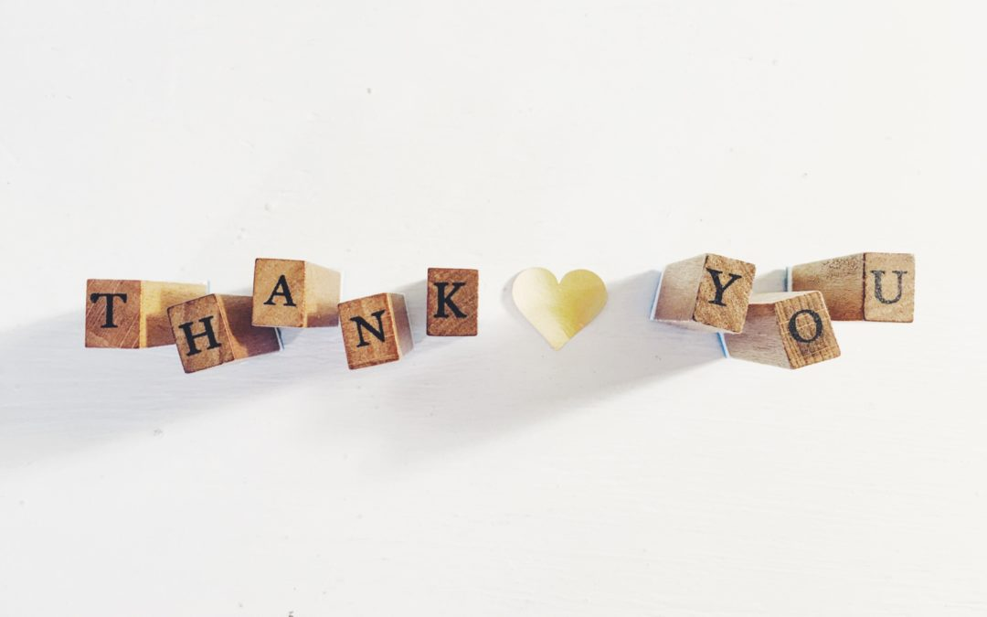 How an Attitude-of-Gratitude Can Also Lead to Better Performance