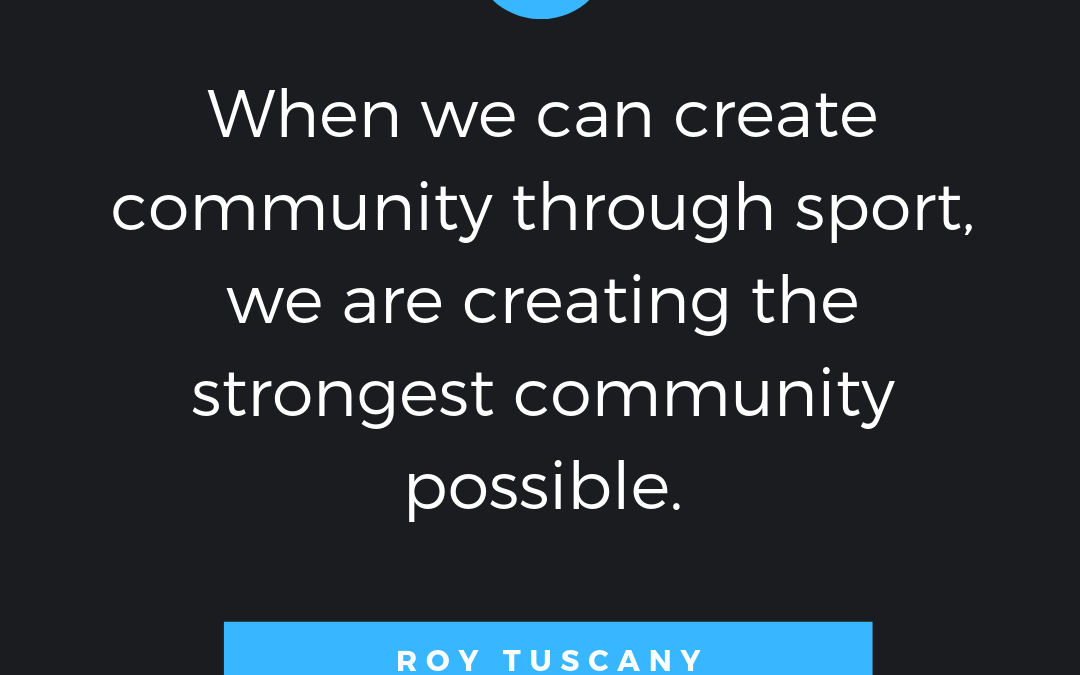 High Fives Foundation's Roy Tuscany: Not the Same, But Still Awesome